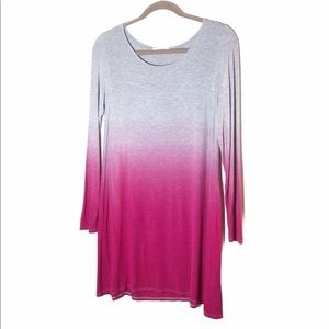 Ombré dip dyed dress by 12PM by Mon Ami. small